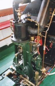 Ångmotorn